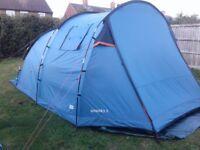 Sendero 5, 5 birth tent