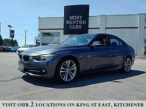 2016 BMW 3 Series 320i xDrive | NAVIGATION | CAMERA | SENSORS