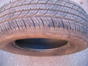 195 60 15 HERCULES All Season Tires 100% TREAD LIKE NEW!