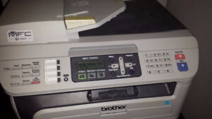 Photocopieuse-Scanneur-Fax Brother MFC-7440N