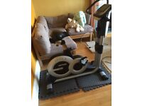 Axiom P2 Kettler Professional Exercise Bike - £200