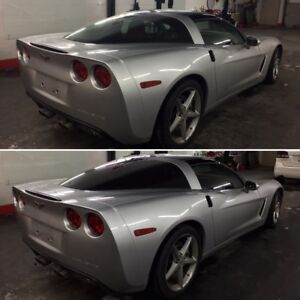 AUTO WINDOW TINTING, CLEAN-PROFESSIONAL & AFFORDABLE SERVICE