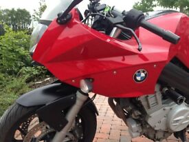Perfect BMW F800S Example