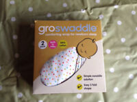 Groswaddle Wrap for Newborn