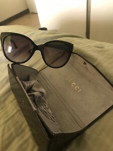 Authentic GUCCI sun glasses (women)