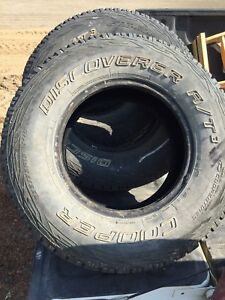 235/75R15 tires