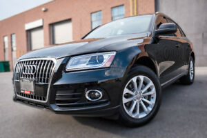 2014 Audi Q5 progressive SUV low mile 27k ONLY Panoramic NAVI