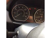 BMW 1 series Msport, excellent condition, parking sensors, leather seats, has an engine fault