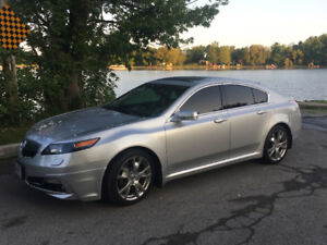 2012 Acura TL Elite Sedan WITH WARRANTY!