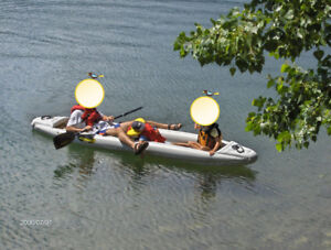 Inflatable kayak by Zodiac
