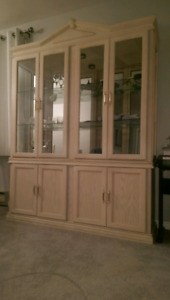 Arcese Brothers Canadian made hutch