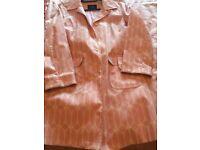 Raincoat, pink ladies Jasper Conrad size 10
