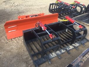 """Selling a brand new HD 86"""" dozer blade"""