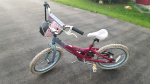 "18"" Bike for sale"