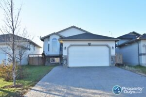 Boasting 6 beds, 2 finished levels, A/C and more!!