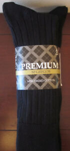 Two Packages Of New McGregor Premium Dress Socks