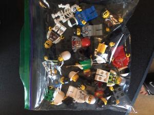 Lego minifigures for sale massive collection