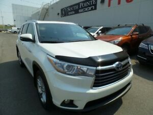 2015 Toyota Highlander Hybrid Limited | Navigation | Leather