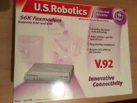 US Robotics V.92 Fax Modem