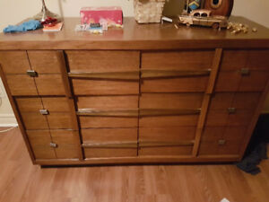 Dressers, Desks, Table and chairs free to good home