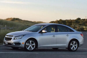 2016 Chevrolet Cruze Limited Sedan - Just 9 months