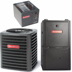 High Efficiency Furnaces, ACs, & Water Heater (BEST PRICE)