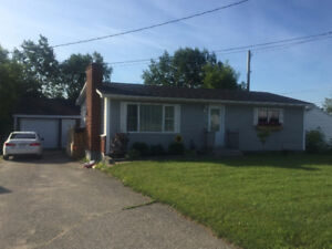 Gorgeous Move in ready Bungalow in Miramichi - Newcastle!