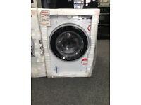 Beko 9kg 1400 spin washing machine. NEW. RRP 389