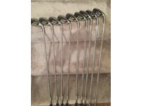 Ping G20 irons stiff shaft great condition 4-SW (9 clubs)