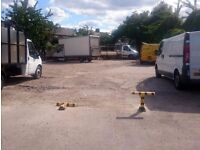 OPEN STORAGE YARD TO RENT NEAR WOOD GREEN
