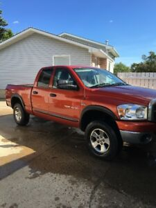 2007 ram 1500 PARTS ONLY