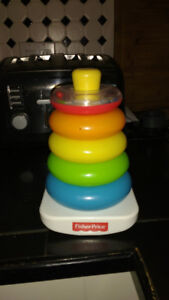 Fisher Price stacking tower -St. Catharines