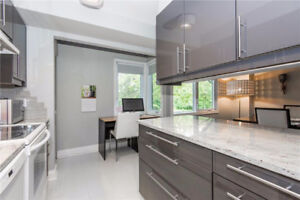 Townhome/Condo in west end- Green Location & No Rear Neighbours!