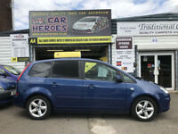 2011 FORD C-MAX 1.8 16v 125 ZETEC *12 MONTH (AA) PART & LABOUR WARRANTY INCLUDED