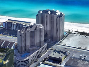 Panama City Beach FL, Beach Front 3 bdrm Luxury condo