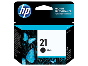 HP 21 Black Ink Cartridge ***brand new*** for sale