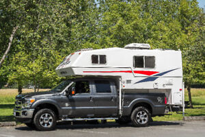 2014 Northern Lite 8.11 Queen Classic Sportsman Edition