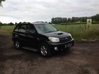 24/7 Trade sales NI Trade Prices for the public 2004 Toyota RAV4 2.0 D4D XT3 Black