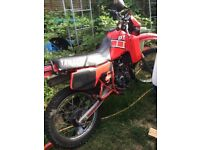 Yamaha DT125LC MK3 Dt 125 lc