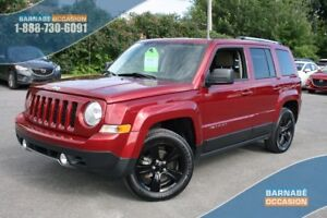 2013 Jeep Patriot Sport-AWD-MAGS-RADIO TOUCH SCREEN