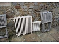 Traditional Cast Iron Radiators for Sale - Price Negotiable