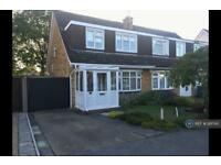3 bedroom house in Turnpike Drive, Luton, LU3 (3 bed)