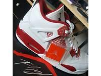 Air Jordan 4's Retro Alternate 89