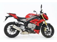 2015 BMW S1000R Sport - Now Reduced - Save £500!!!!!