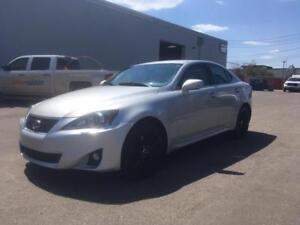 2011 Lexus IS 350 AWD -EASY APPROVALS! APPLY NOW! 780 918 2696