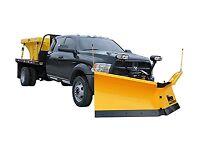 Snow Plowing Service - Salt Available - FENELON FALLS