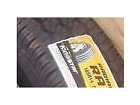 Tyres 235/55R17
