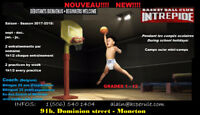 NEW / NOUVEAU BASKETBALL CLUB !!!