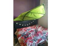 Ikea kids bed shade
