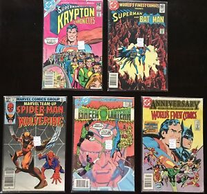 Bronze Era Comic Books